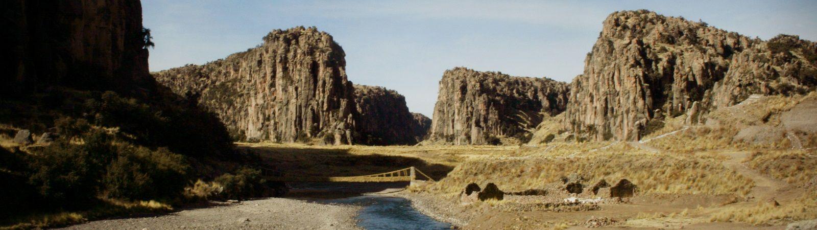 Suykutambo Canyons