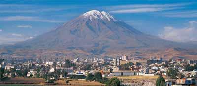 Climb Misti Volcano in Arequipa 2 Days