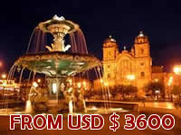 Cusco luxury