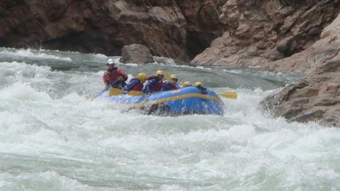 Rafting Apurimac and Hiking Machu Picchu 12 Days