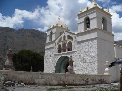 Arequipa - Chivay