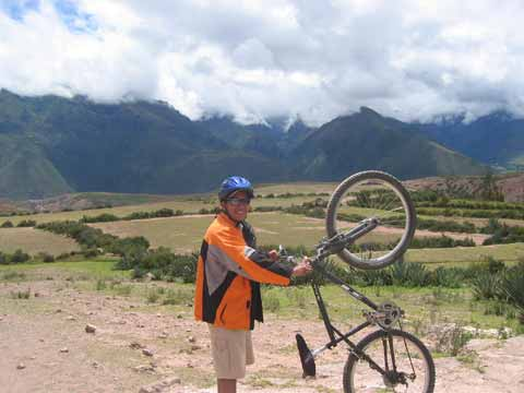 Cusco Peru Mountain Bike