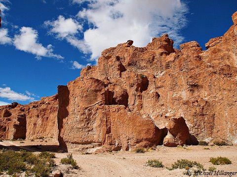 Uyuni Rocks Valley