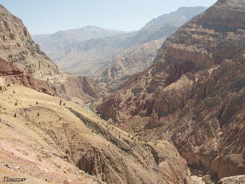 Off-road Peru
