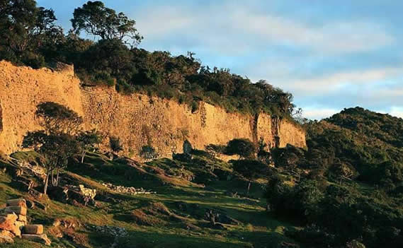 FORTRESS KUELAP - CHACHAPOYAS FULL DAY