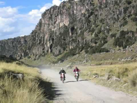 Peru Motorcycle Tours