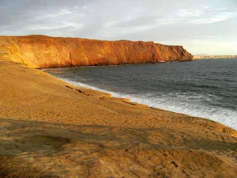 Nazca Paracas Island