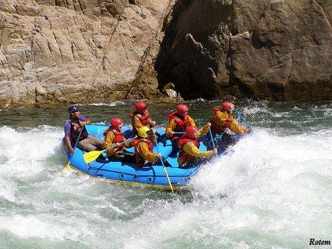 Rafting Apurimac River