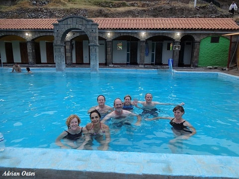 Chivay Thermal Pools