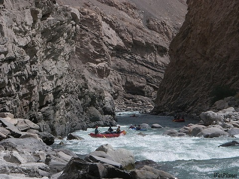 Arequipa Colca Canyon Rafting 9 Days