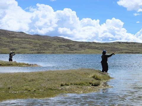 Fishing full day from Colca
