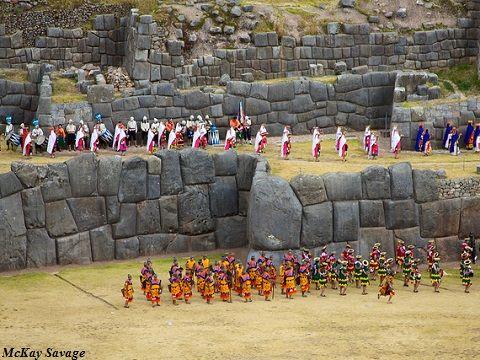 Lima - Cusco - Inti Raymi