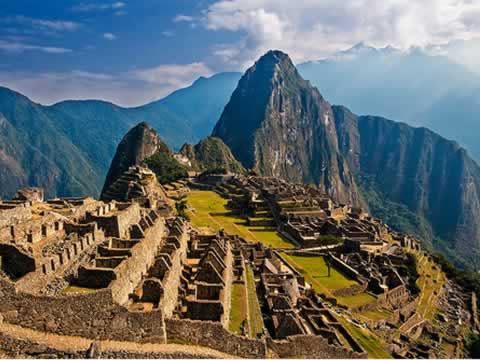 Machu Picchu Luxury Tour