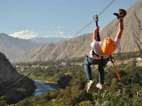 Lunahuana Peru Tours