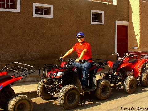 Lunahuana ATV Tours