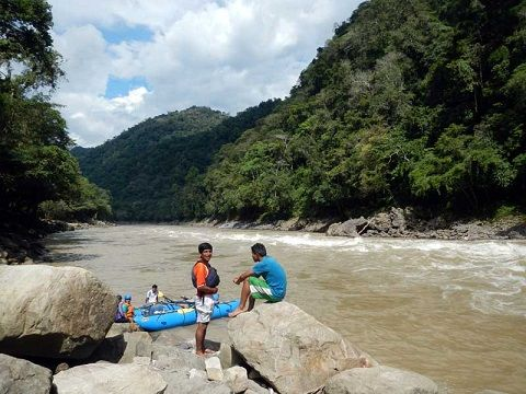 Marañon River Rafting