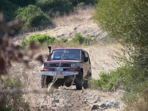Peru 4x4 Route