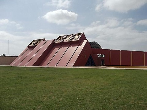Royal Tombs of Sipan Museum