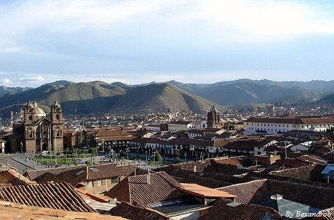 4x4 Tour Cusco City