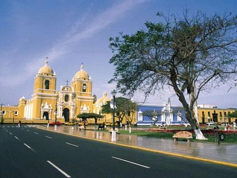 Trujillo City Tour